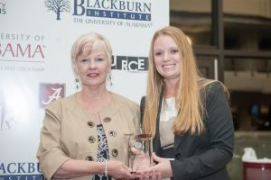 Capstone Hero Award Recipient